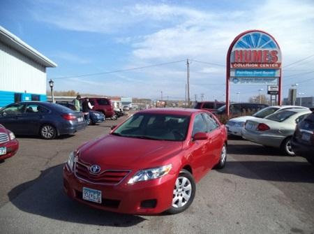 Toyota Camry After Repairs